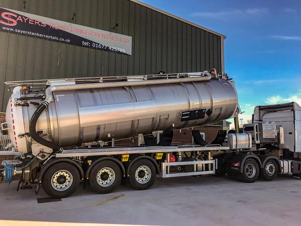 Sayers Road Tankers - Tanker Rentals, Northallerton, North