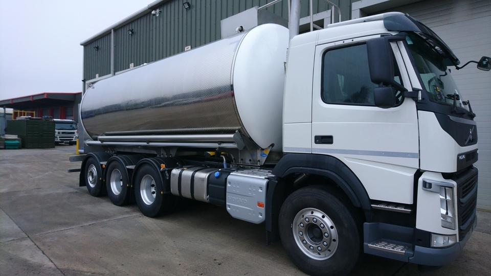 Sayers Road Tankers | Your first choice for road tankers